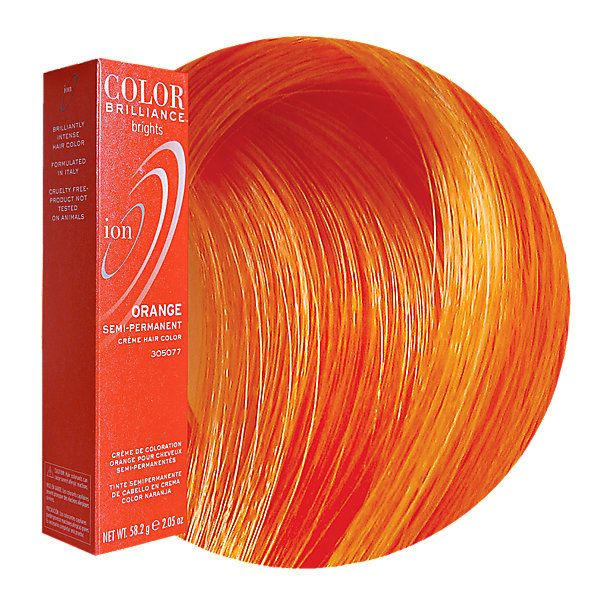 Ion Color Brilliance Brights Are Hi Fashion Hair Colors Designed To