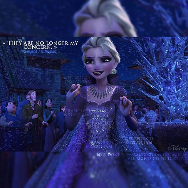 evil elsa edit by - photo #16