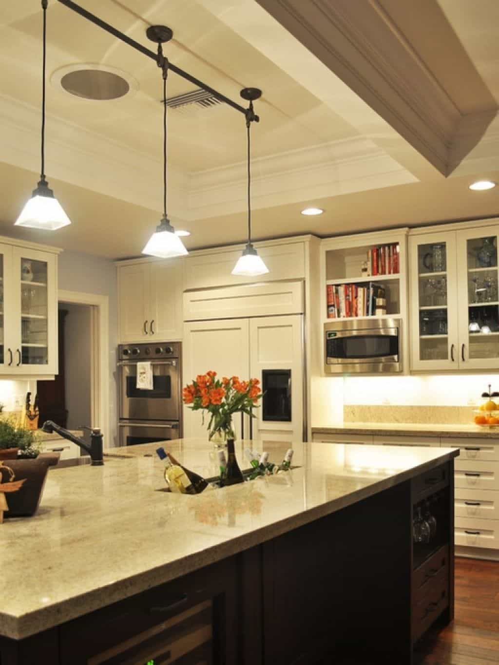 Stylish Pendant Track Lighting Fixtures