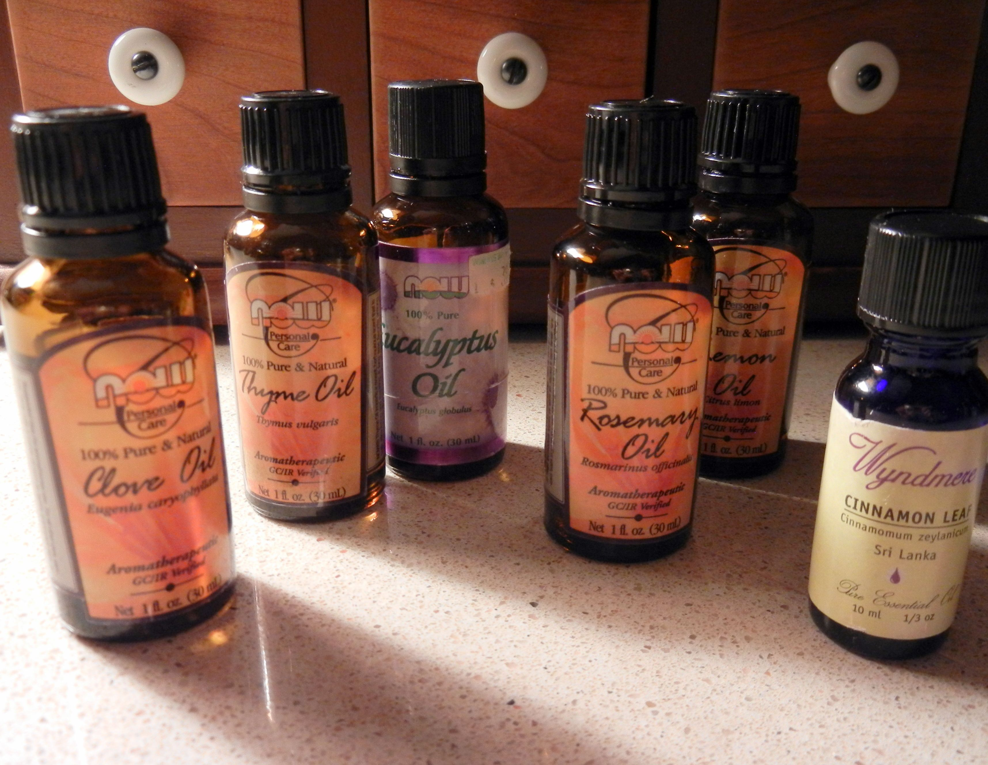 How I Use Essential Oils As Alternative To Antibiotics