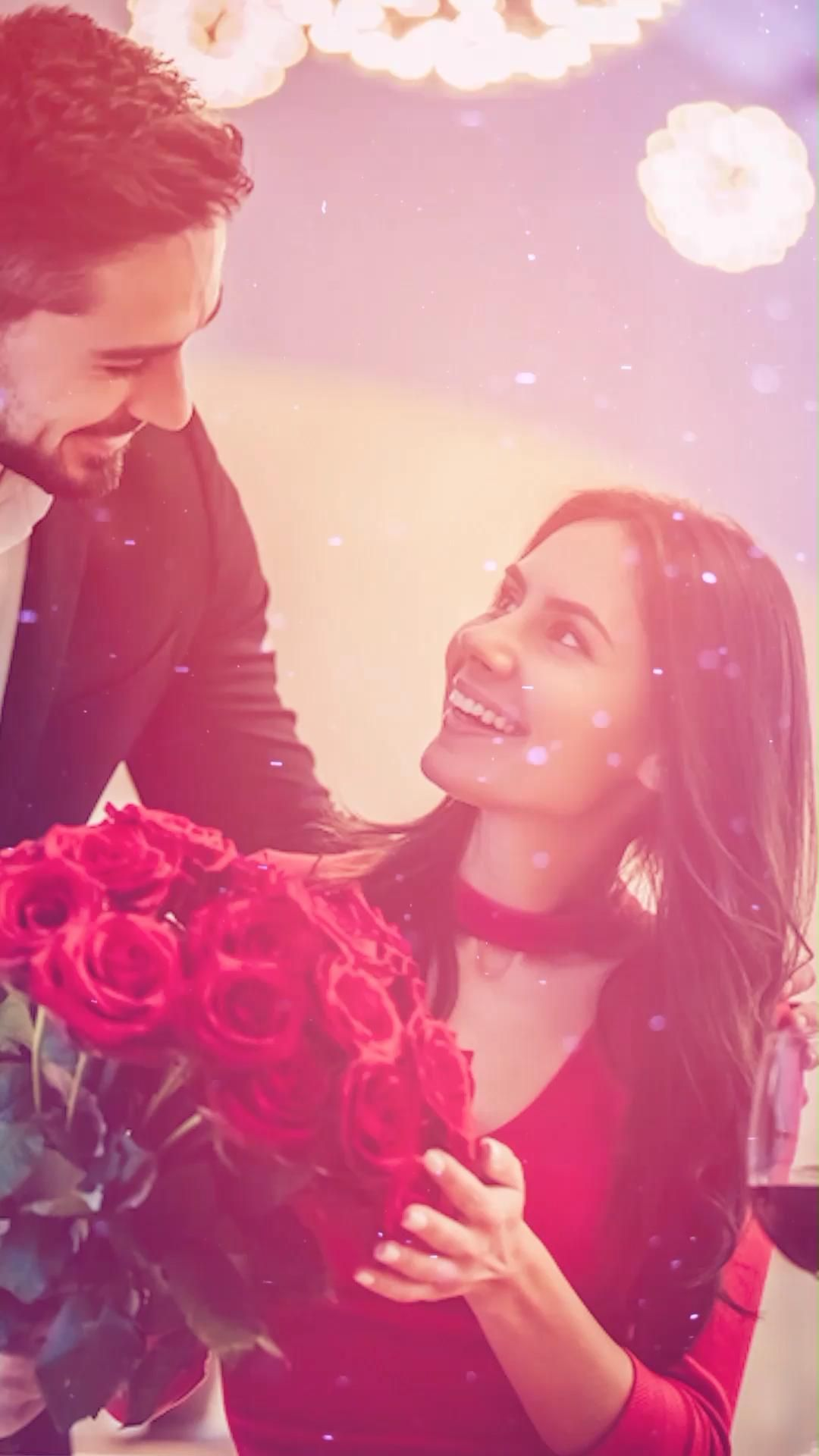 Happy Rose Day 2021 Video Face Video In 2021 Beautiful Songs Dj Movie Wedding Pics