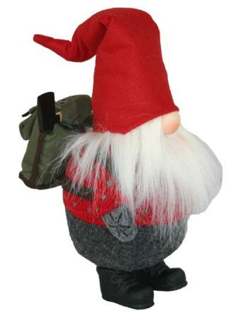 Roly Poly Scandinavian Tomte Gnome