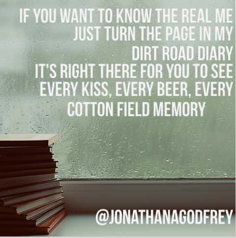 Dirt Road Diary Luke Bryan Country Music Lyrics Country Music Quotes My Love Song
