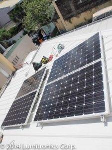 Arduino Yun Solar Panel Monitoring System Solar Panels Solar Arduino