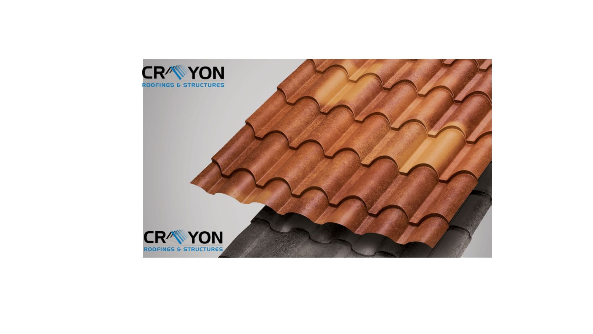 Crayon Roofings Offer The Best Roofing Sheets Which Exhibit Greater Corrosion Resistance Wider Spanni Roofing Sheets Roofing Sheet Metal Roofing