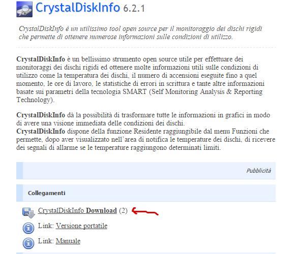 computers5puntozero: Controlla lo stato del tuo hard disk con Crystal D...