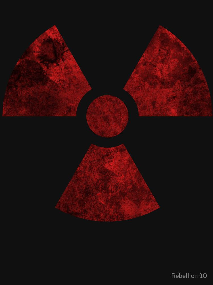 The Symbol Of Radioactivity If Youre A Radioactive Hotspot Then