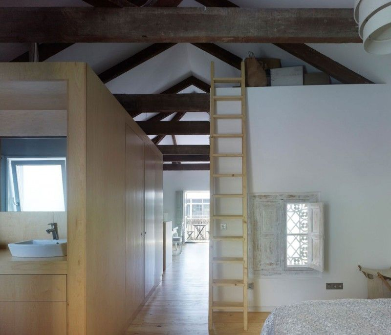 Principe's house by u+a arquitectura for a young couple 03