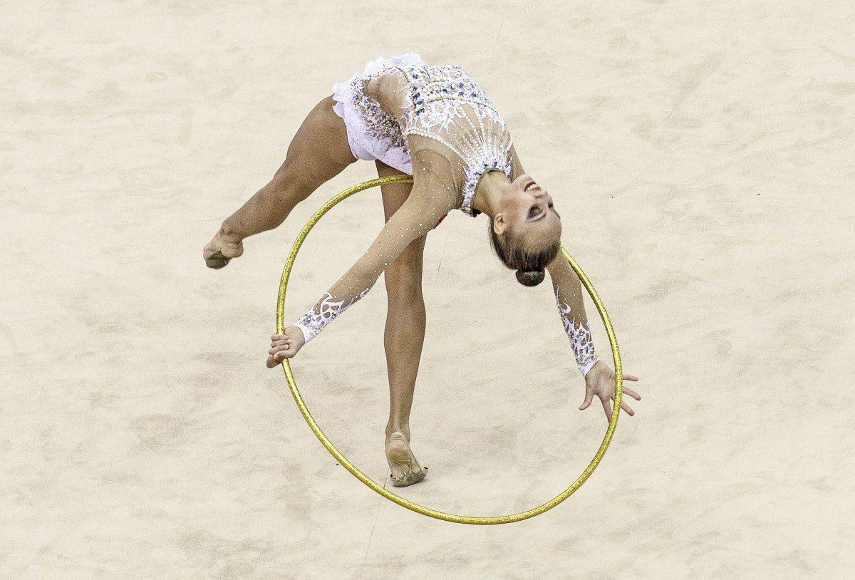 youth Olympics 2014 Rhythmic gymnastics, Youth olympic