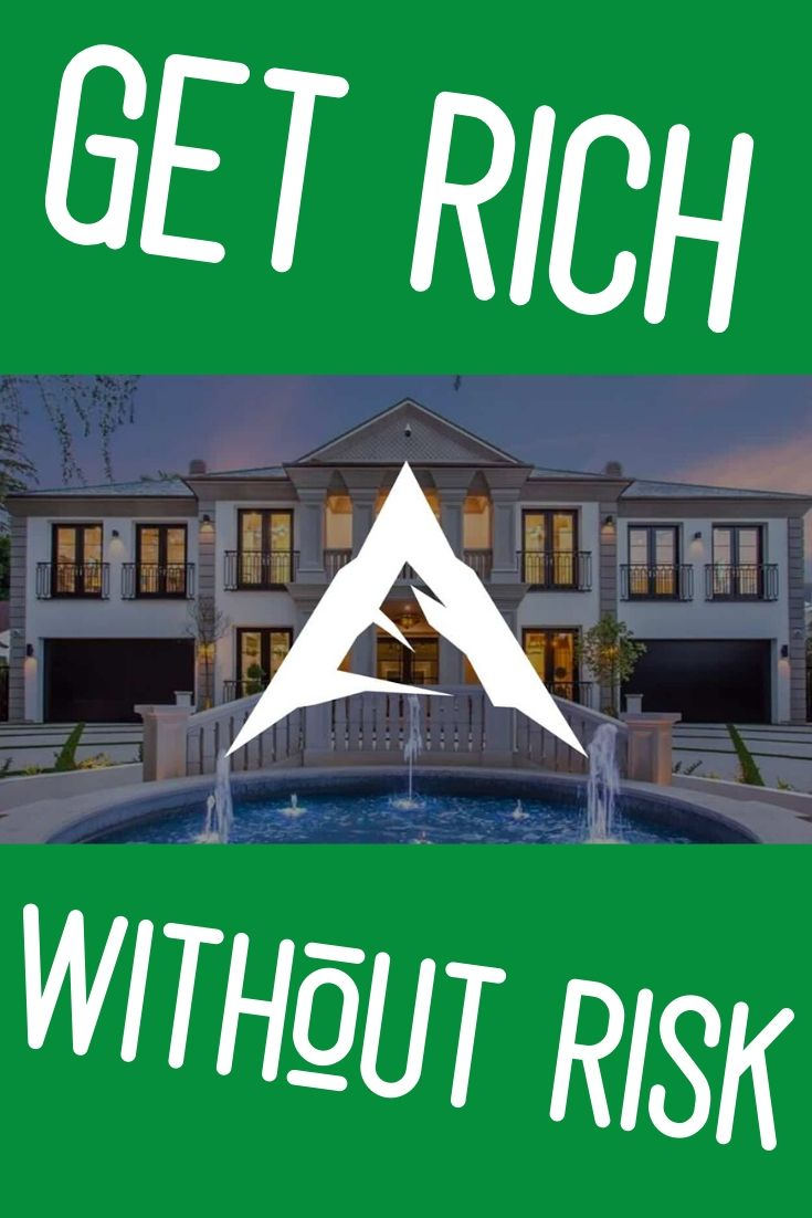 Get rich without risk in 2020 how to get rich risk rich