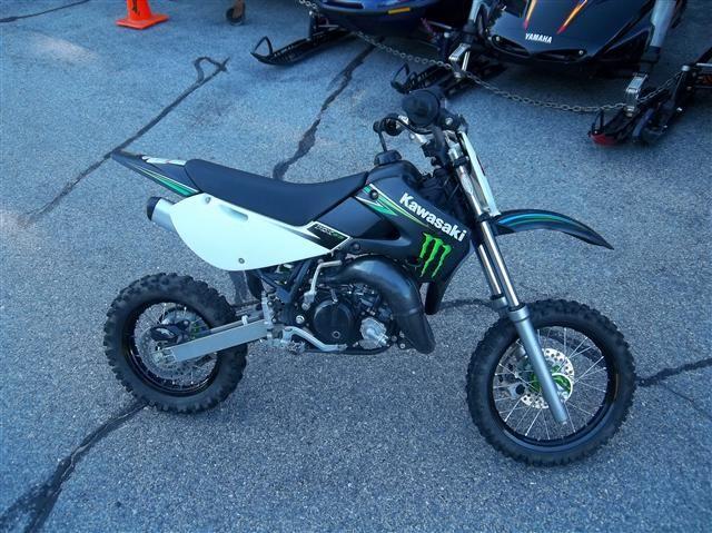 Kx 125 Kawasaki Dirt Bike Will Not Start Print Click On Picture