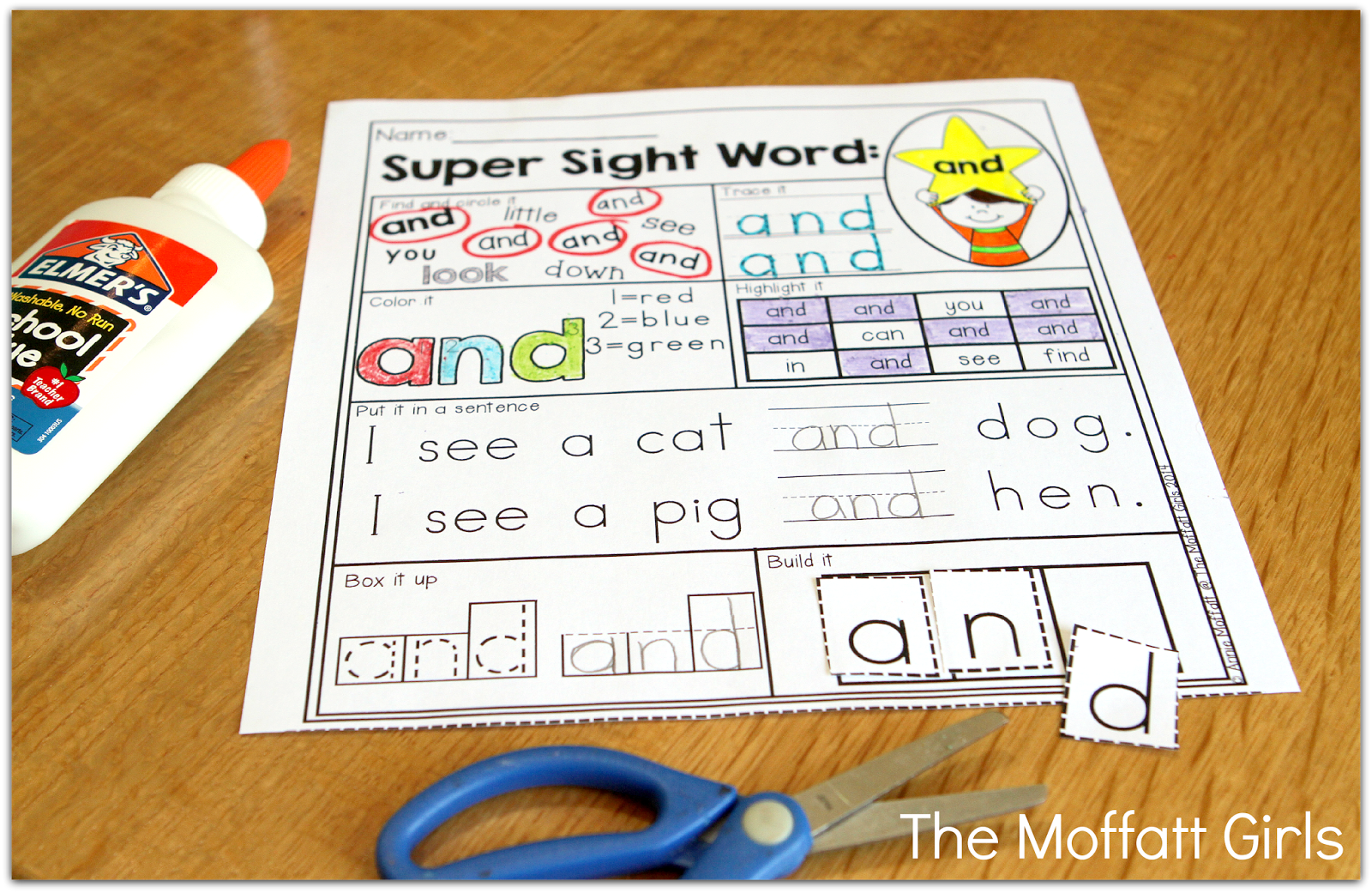 Creative Ideas To Help Your Kids Learn Their Sight Words