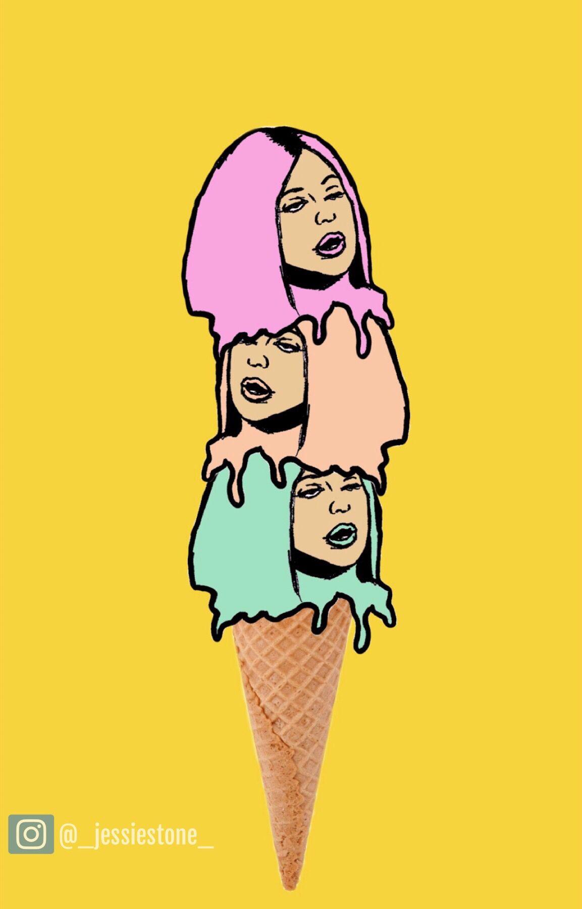 Kylie Jenner Fan Art Kylie Jenner Pop Art Graphic Design