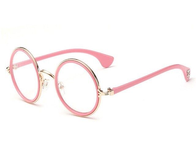 47968d21e Pink Round Vintage Glasses by ROSE CLUB Cute, pink, vintage, glasses,  kawaii, harajuku, fashion, pastel, Tags: kawaii, clothing, cute, tokyo,  japan, korea, ...
