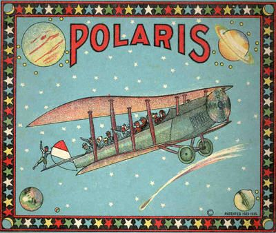Image result for vintage polaris board game
