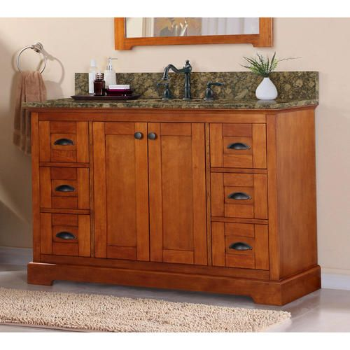 Magick Woods 48 Wallace Collection Vanity Base At Menards