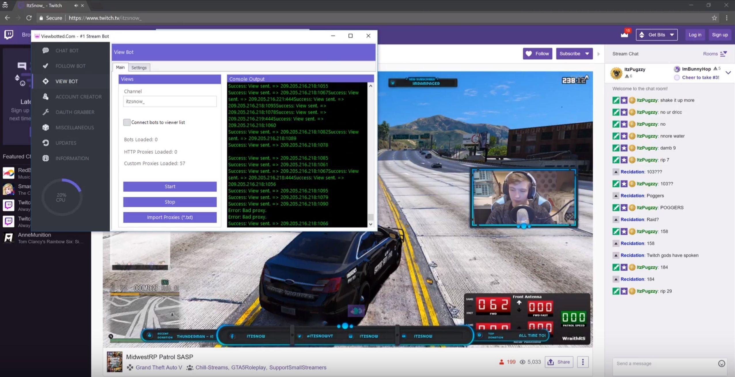 best twitch view bot Twitch, Best, Just go