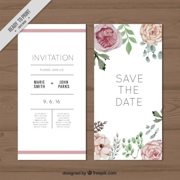 "Crochet Wedding Invitations: Would Be Nice Landscape Instead Of Portrait. Names Instead Of ""Save The Date."" Two Columns On"