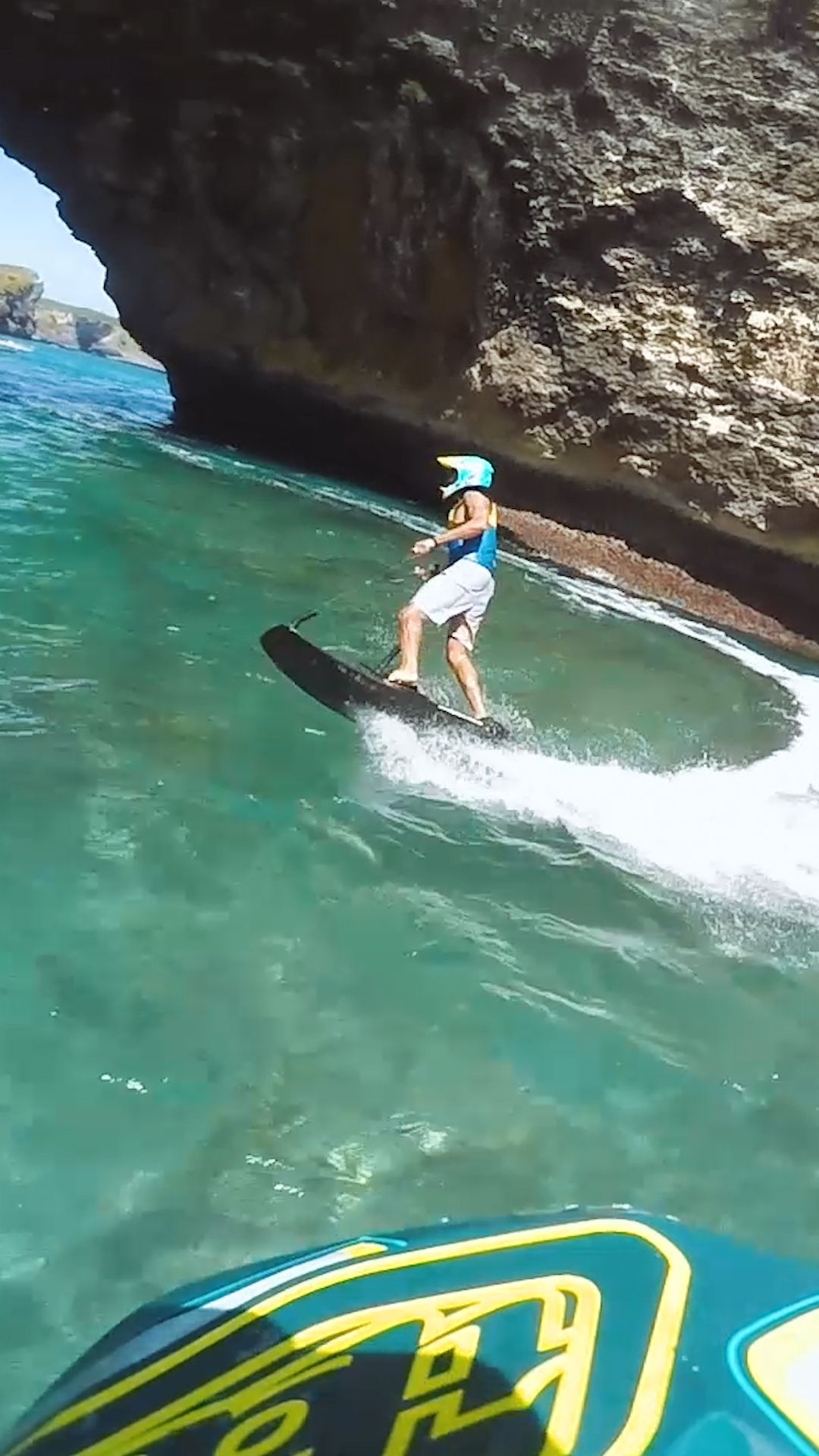 Jet Surfing in Indonesia
