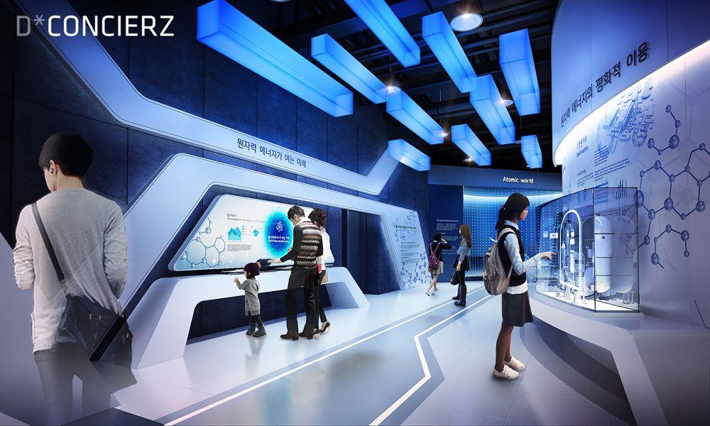 Exhibition Stand Design Competition : Client miraeseum directing d concierz planning design