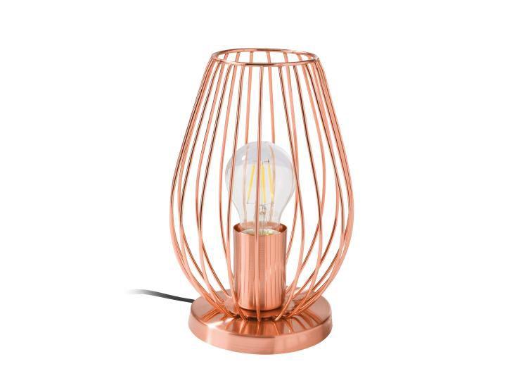 Livarno Lux Retro LED Table Lamp | Led table lamp, Lamp
