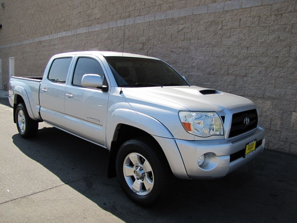 2008 Toyota Double Cab PreRunner TRD Sport Long Bed