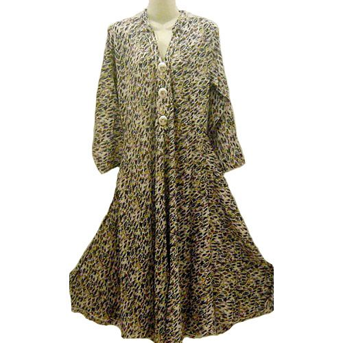 fc7623b76fb 85 Inch Radius Frock Style Malai Linen Arabic Lawn Shirt Product Code   OLFD-062 Price  Rs.1150.