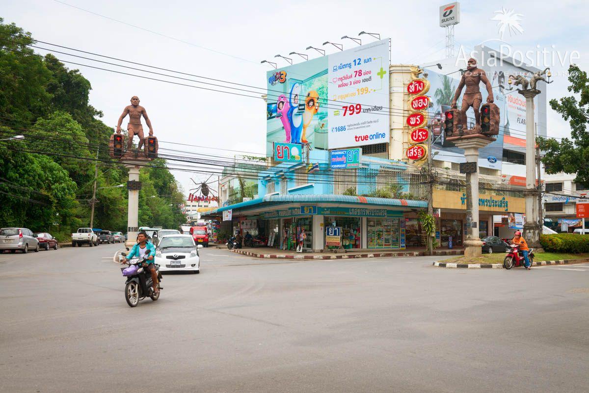 схема dream world тайланд