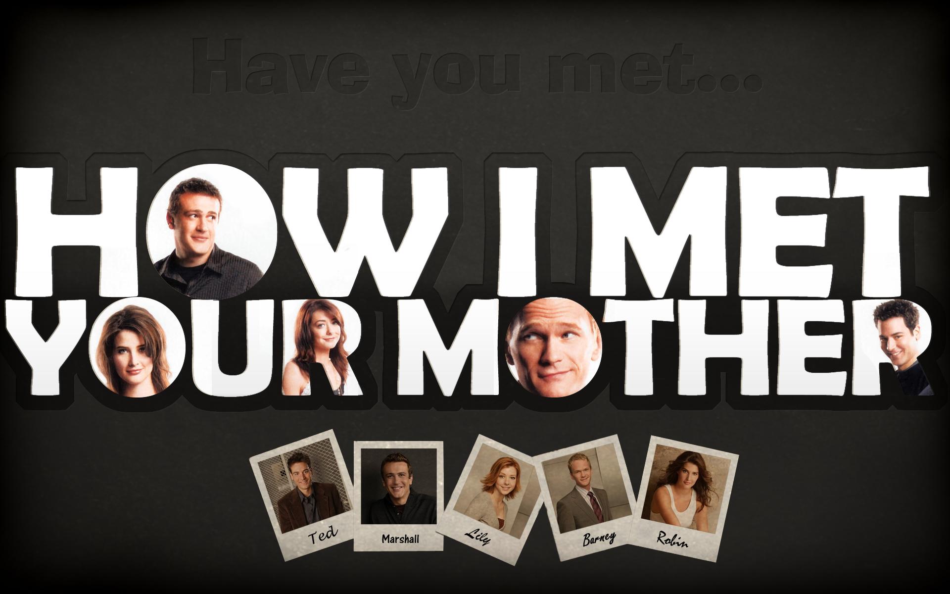 How I Met Your Mother Wallpaper Hd Wallpaper Movies Wallpapers How I Met Your Mother Himym Download Tv Shows