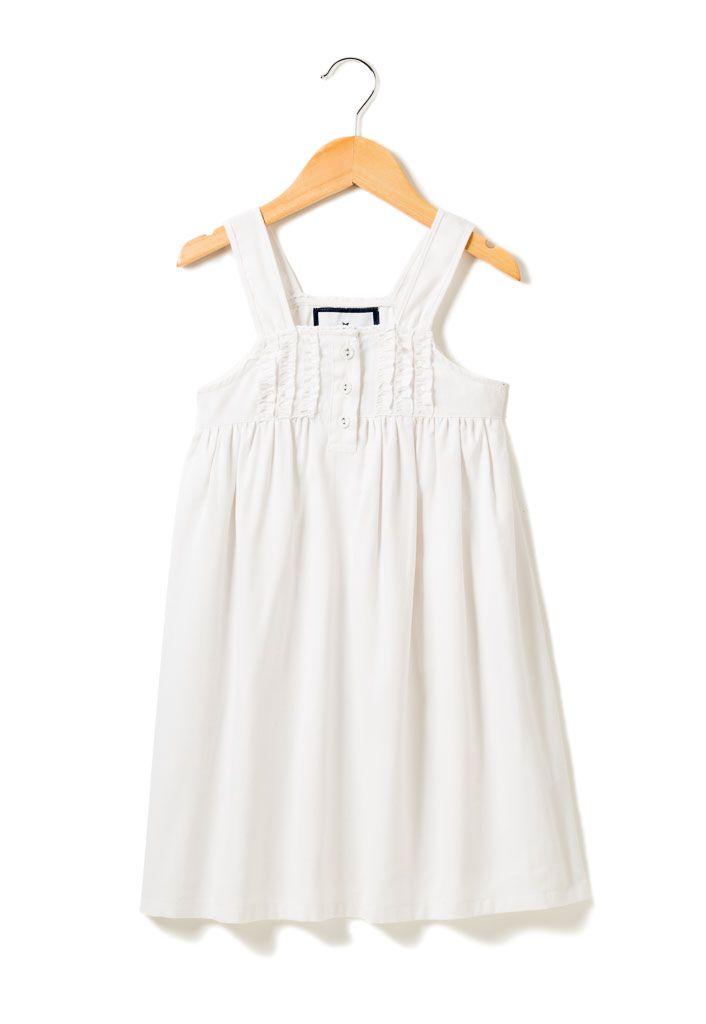 bb254b3ddb17 Petite Plume Charlotte Summer Nightgown. Luxury Children s sleepwear. Bonne  Nuit