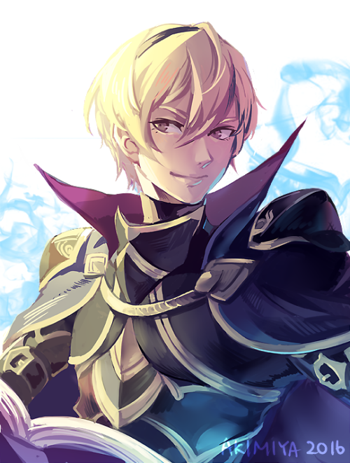Sketchpaint of Leo/レオン! He was so difficult to draw for some reason hahh; p.s. I'm still working on putting together a 30pg zine! Stay turned~ More of my FE: fates fanart can be found here! / My website: http://akimiyajun.net/