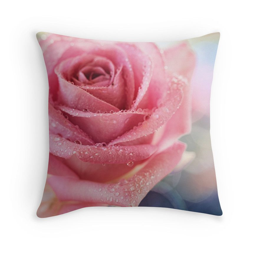 """""""Lost for words ..."""" Throw Pillows by micklyn 