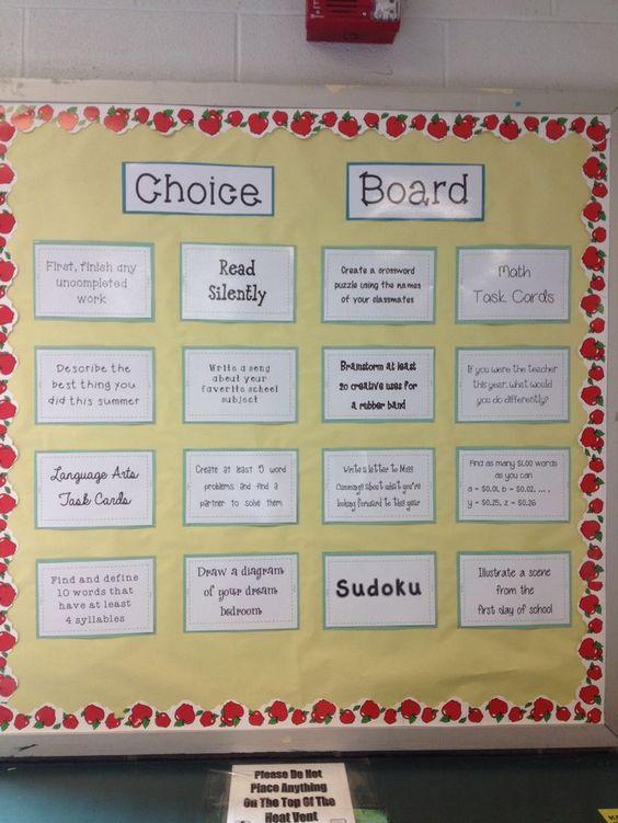 27 DIY Cool Cork Board Ideas, Instalation  Photos Classroom