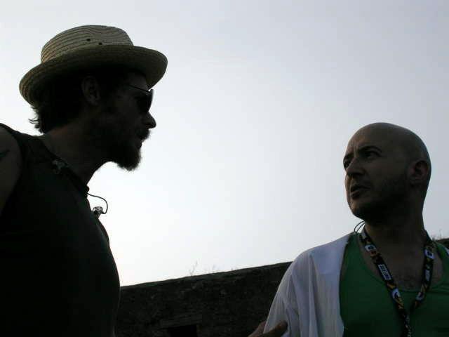 civitavecchia luglio 2006 #buonsangue #lorenzocherubini #jovanotti