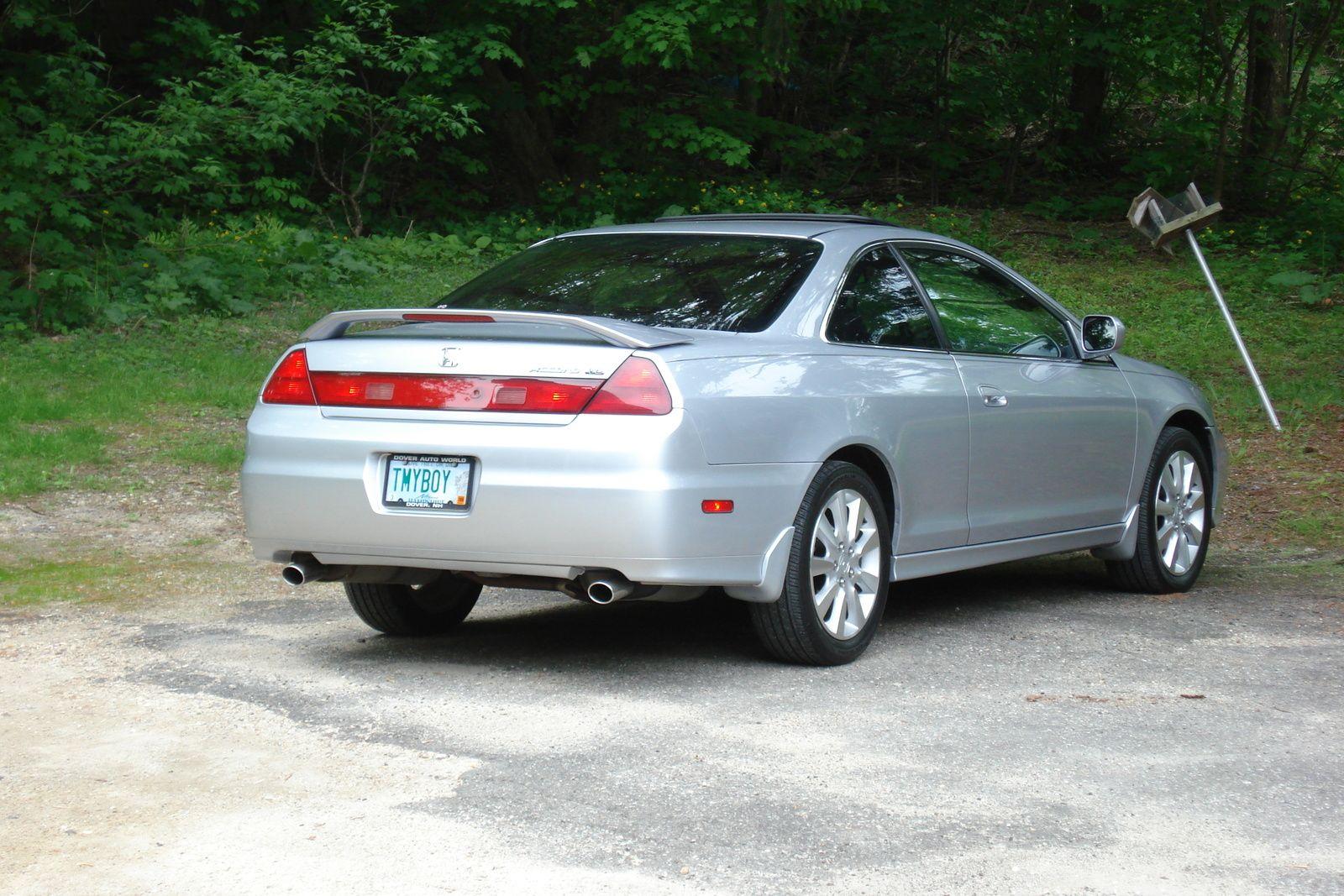 Wonderful 2002 Honda Accord EX V6 Coupe
