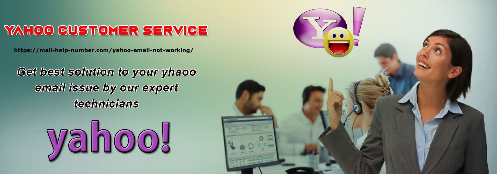 Idea by Yahoo Customer Service on yahoo email not working