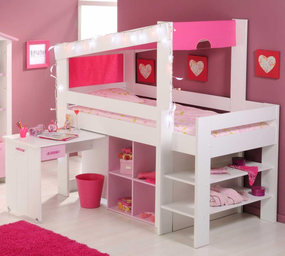 lit mezzanine mid sleeper bed
