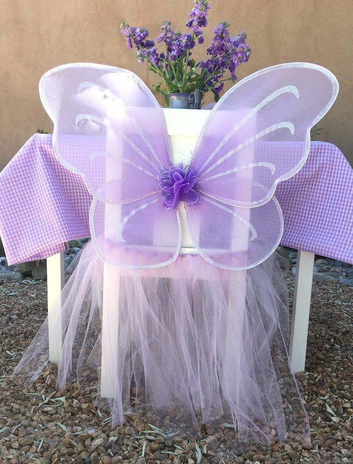 Secret Garden: Butterfly Garden Birthday Party