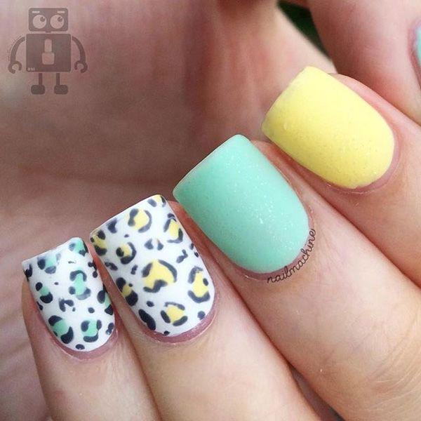 50+ Leopard Nail Art Ideas - 50+ Leopard Nail Art Ideas Leopard Nail Art, Leopard Nails And