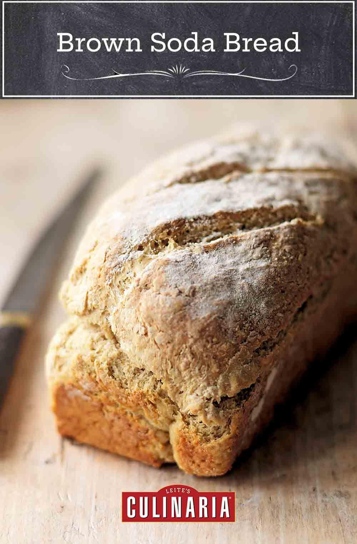 Brown Soda Bread Recipe In 2020 Bread Recipes Homemade Brown Soda Bread Recipe Bread