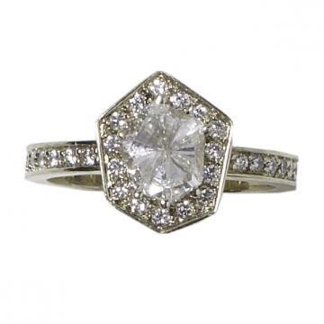 H Stern Geometric Ring Engagement Rings Pinterest Ring