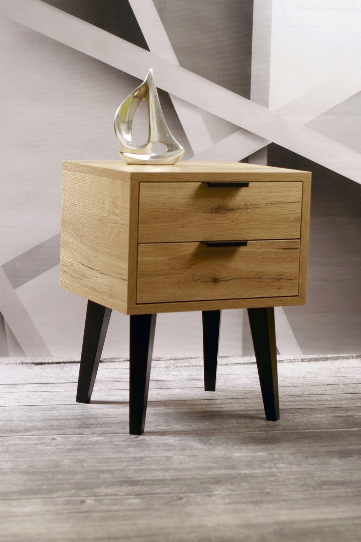 Szafka Nocna Stolik Nocny Loft 8825715446 Oficjalne Archiwum Allegro Furniture Decor Home Decor