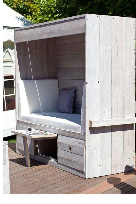 strandkorb strandkorb pinterest strandkorb g rten und gartenideen. Black Bedroom Furniture Sets. Home Design Ideas
