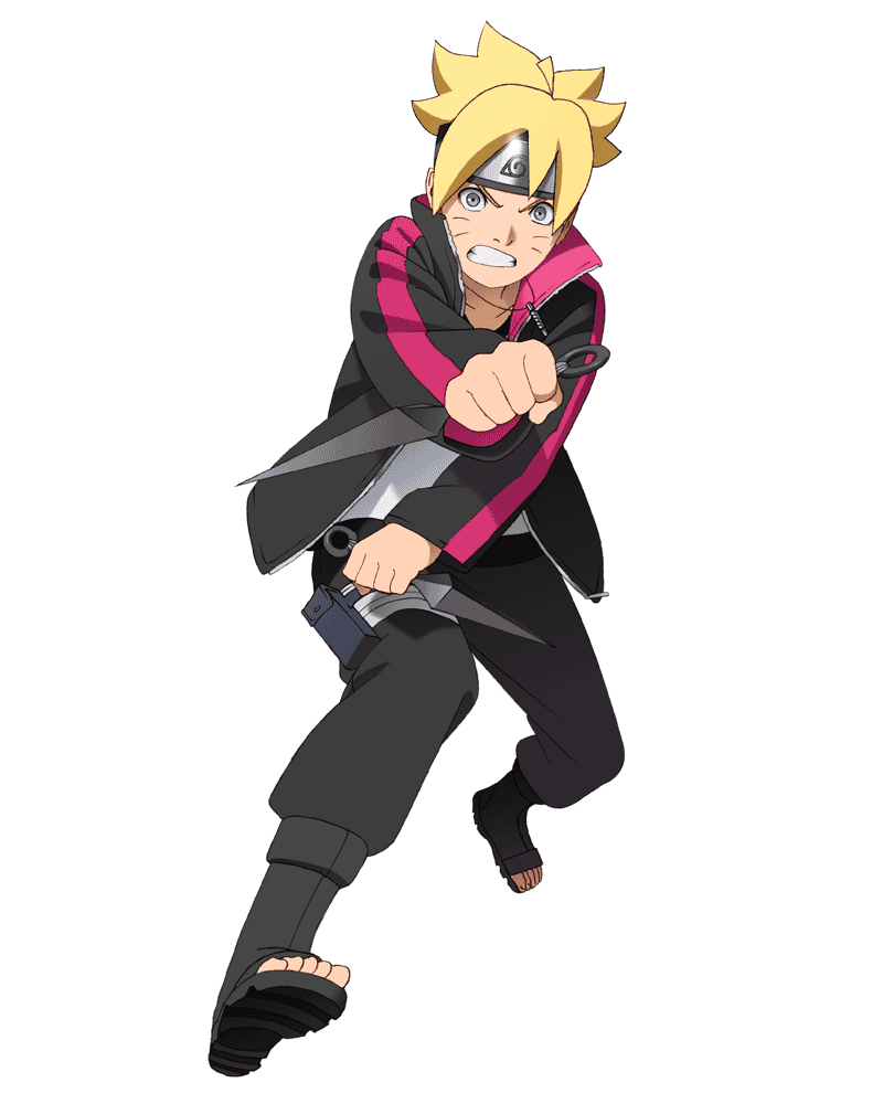 Boruto Kartun Kartun Lucu Gambar Anime