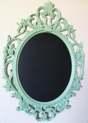 Adorable Vintage Inspired Large Ornate Frame Picture Frame Photo