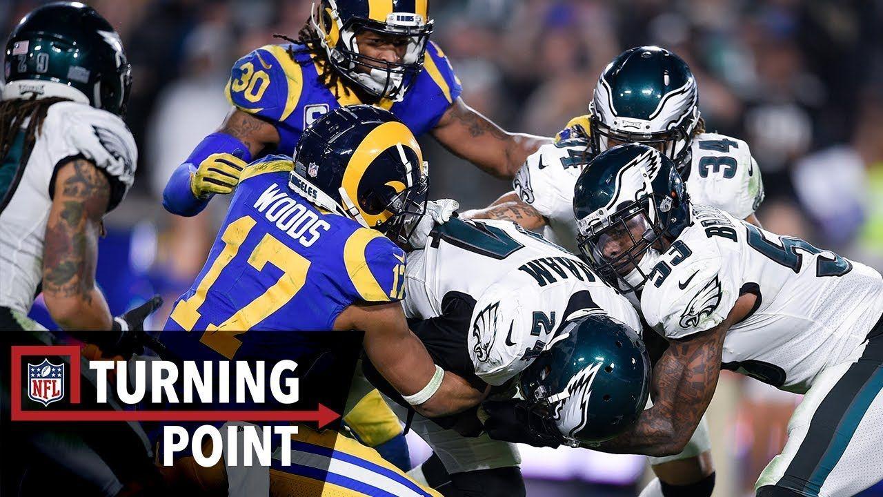How Jared Goff S Stumble And Fumble Gave The Eagles A Win In Week 15 N Philadelphia Sports Nfl Football Helmets