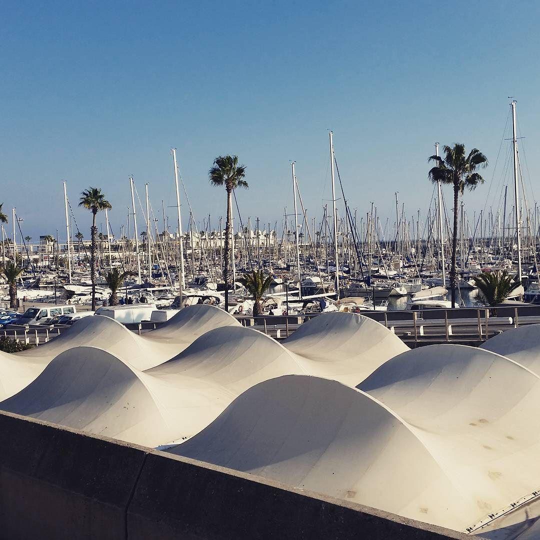 Resultado de imagen de fotos del port olimpic de barcelona pinterest
