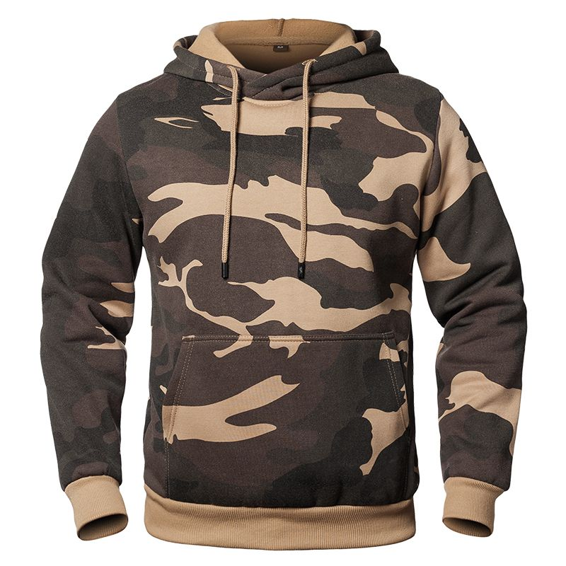 Camouflage Hoodies Camo Hooded Sweatshirts in 2020 | Mens