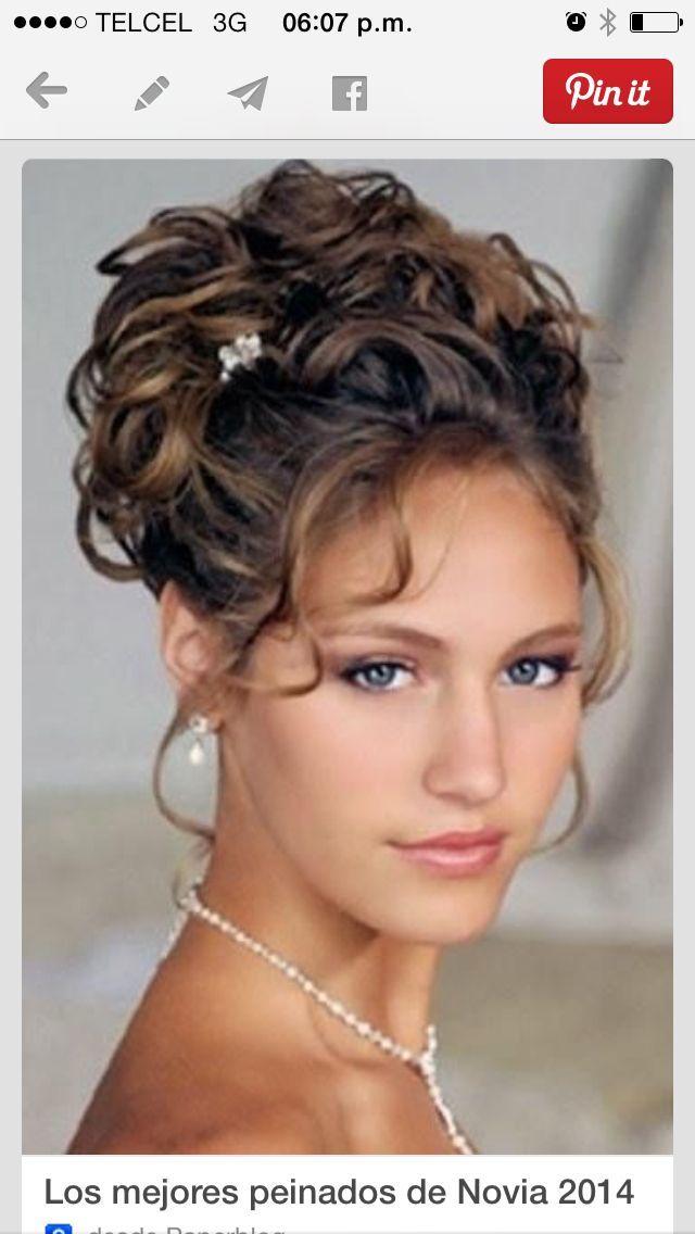7255e57ad9c65053bea1e027b959e5e8 640×1,136 Pixels | Wedding Ideas |  Pinterest | Peinados