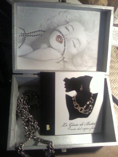 Marilyn Monroe e Le Gioie di Betta